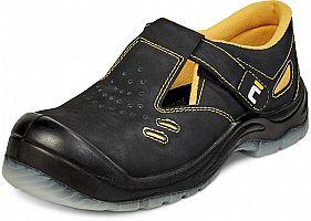 Pracovné sandále BK TPU MF S1P SRC