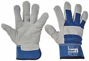 Pracovné rukavice EIDER- modré