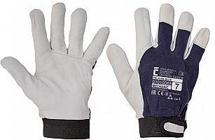 Pracovné rukavice PELICAN BLUE