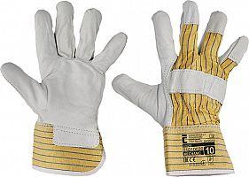 Pracovné rukavice CROW- č.10