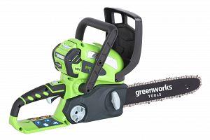 Reťazová píla Greenworks G40CS30