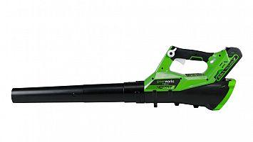 Záhradný vysávač/fúkač lístia Greenworks G40BL