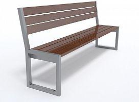 Dizajnová lavička K1146