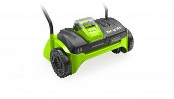 Záhradný prevzdušňovač Greenworks G40DT30