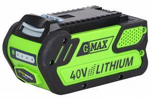 Lítium-iónová batéria Greenworks G40B4