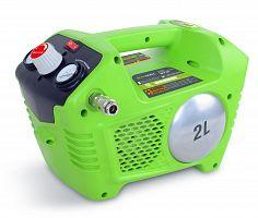 Kompresor Greenworks G40AC