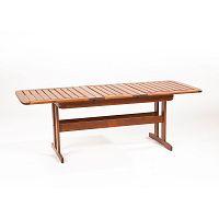 Drevený rozkladací stôl Skeppsvik