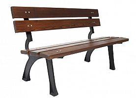 Liatinová lavička L1009
