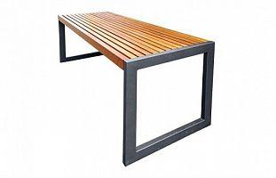 Kovový stôl T1004