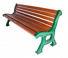 Liatinová lavička L1002