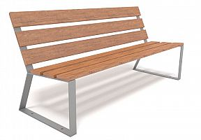 Dizajnová lavička K1119