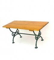 Liatinový stôl T1002