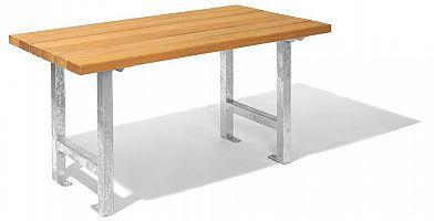 Kovový stôl T1008