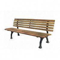 Liatinová lavička L1004