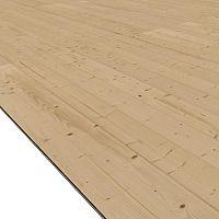 Drevená podlaha KARIBU DAHME 1 / MERSEBURG 2 (42564)