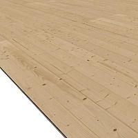 Drevená podlaha KARIBU DAHME 3 (42568)