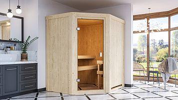 Fínska sauna KARIBU FAURIN (6190)