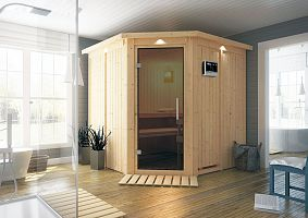 Fínska sauna KARIBU JARIN (71360)