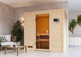 Fínska sauna KARIBU SELENA (6164)
