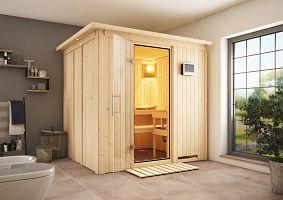 Fínska sauna KARIBU SODIN (75698)