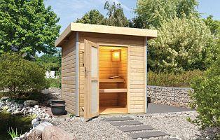 Fínska sauna KARIBU TORGE (86183)