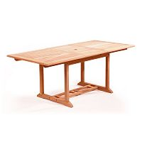Drevený stôl Garland Solid Jati