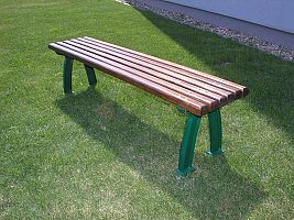 Liatinová lavička L1007