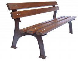 Liatinová lavička L1005