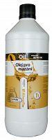 Minerálny olej Riwall pro mazanie reťazí a lišt (1 l)