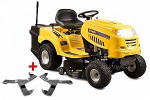 Traktorová kosačka Riwall PRO RLT 92 T POWER KIT