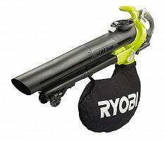 AKU bezuhlíkový vysávač/ fúkač Ryobi RBV36B