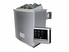Saunová pec KARIBU 9 kW (80637) s externým dig. ovladačom