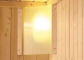 Saunové svetlo KARIBU (46727)