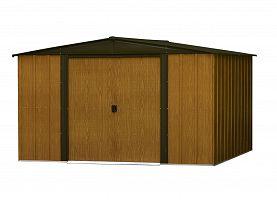 Plechový záhradný domček ARROW WOODLAKE 108