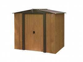 Plechový záhradný domček ARROW WOODLAKE 65