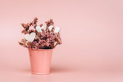 Ako dodať originalitu a atmosféru vašej záhrade? Stavte na záhradné dekorácie ako vonkajšie kvetináče a plechové vedierka.