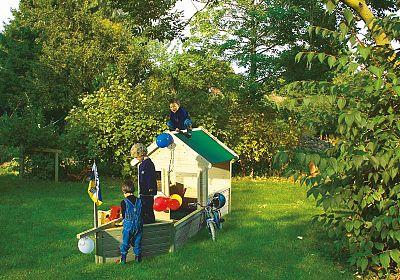 Na čo myslieť pri výbere detského záhradného domčeka alebo ihriska? Poradíme vám