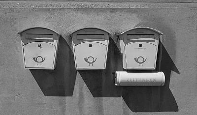 Kvalitná poštová schránka je zárukou na dlhé roky