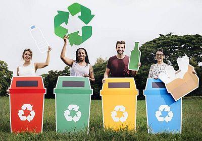Ako znížiť uhlíkovú stopu a množstvo odpadu? Separovanie je prvým krokom