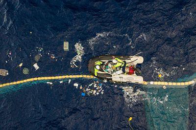 Čo je tichomorský ostrov z plastov?