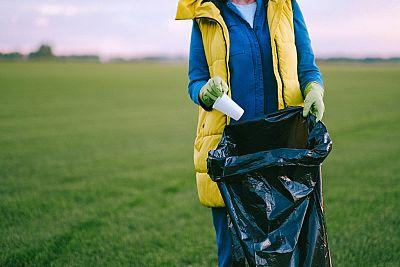 Vrecia na odpad pre efektívne a hospodárne triedenie