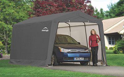 Plachtové garáže – praktické a multifunkčné využitie celý rok