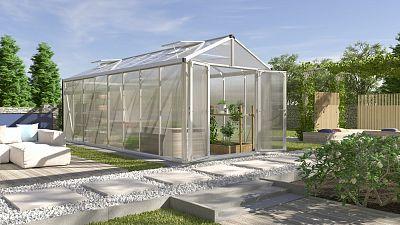 Ako si vybrať skleník podľa vašich požiadaviek