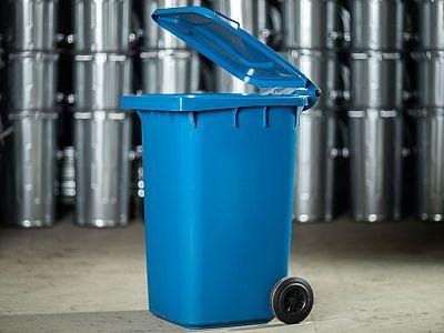 Smetné nádoby Premium - riešenie na lámanie a praskanie smetných košov