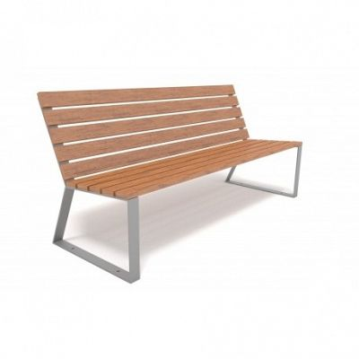 Dizajnová lavička K1118
