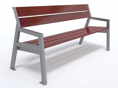 Dizajnová lavička K1138