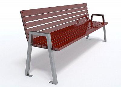 Dizajnová lavička K1149
