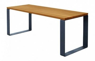 Kovový stôl T1005