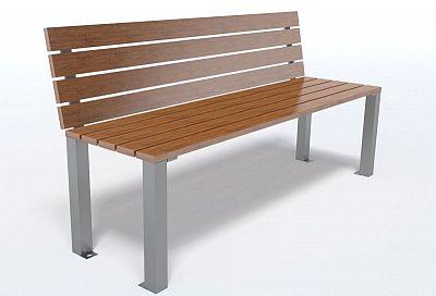 Dizajnová lavička K1134