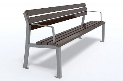 Dizajnová lavička K1116